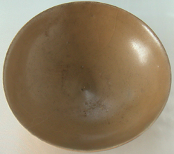 Brown Bowl Shipwreck Bowl - Chinese Celadon Stoneware Ceramics