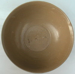Brown Celadon Bowl -  Celadon Stoneware Ceramics