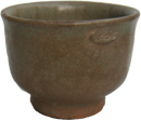 Brownish-Green Celadon Cup - Chinese Celadon Ceramics