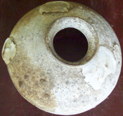 Stoneware Jarlet from Shipwreck  - Chinese Earthenware Ceramics