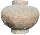Brown Jarlet From Shipwreck - Chinese Earthenware Ceramics