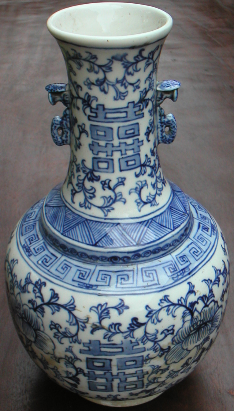 Old chinese vase image collections vases design picture online museum of fakes authentication of chinese ceramics example of a fake chinese blue and white reviewsmspy