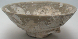 Ming Dynasty Chinese Celadon Bowl from Shipwreck For Sale
