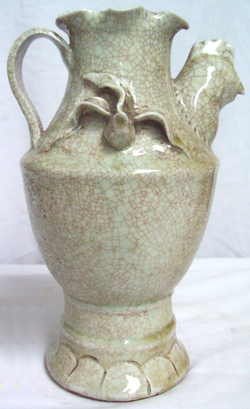 Qingbai Ewer with Bird's Head- Chinese Porcelain and Stoneware