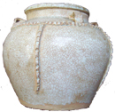 Four-Handled Qingbai Vase - Whiteware Porcelain & Stoneware